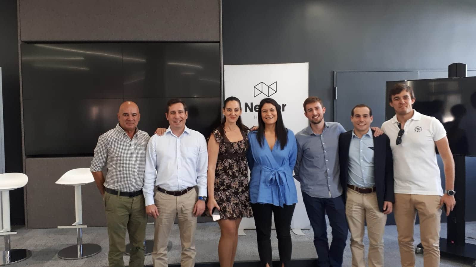 Alumnos del MBA Inmobiliario de Real Estate Business School realizan una visita de campo a Neinor Homes