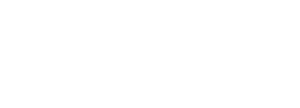 Logo blanco Real Estate Business School. REBS