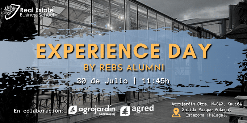 Experience Day by REBS Alumni