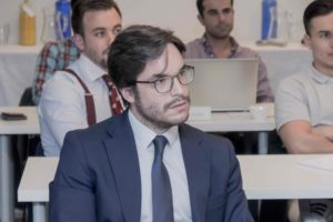 Federico Ochando. Alumno del MBA Inmobiliario - Real Estate Business School