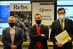 Acuerdo RICS firmado entre REBS y Remax - Real Estate Business School