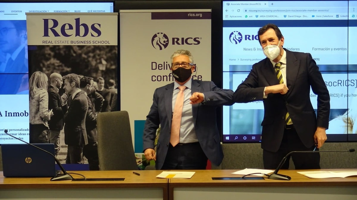 REBS y Remax firman acuerdo RICS - Real Estate Business School
